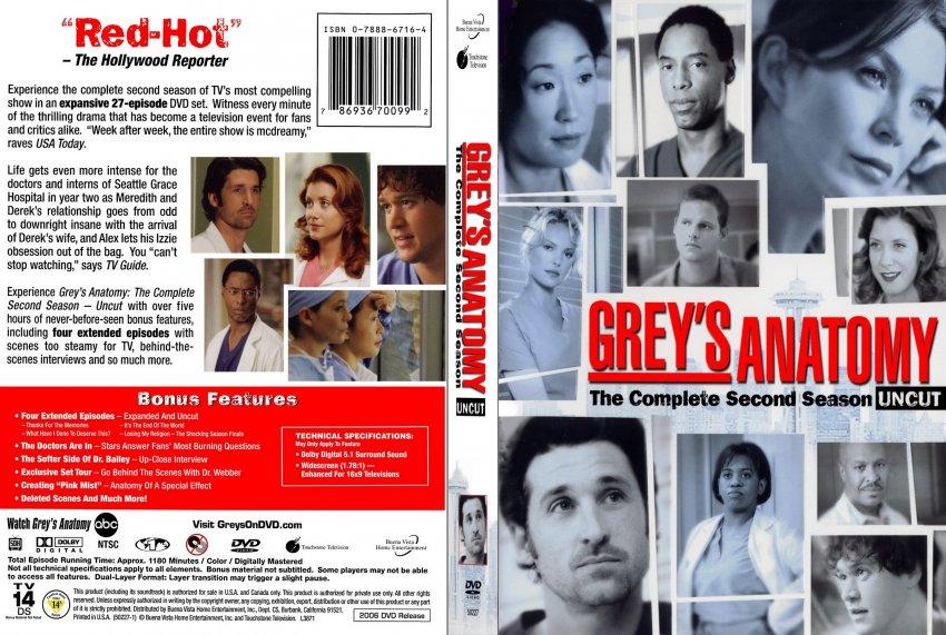 Grey\'s Anatomy Season 14 DVD   Home Page