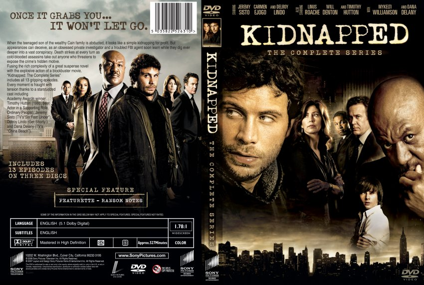 Kidnapped Serie