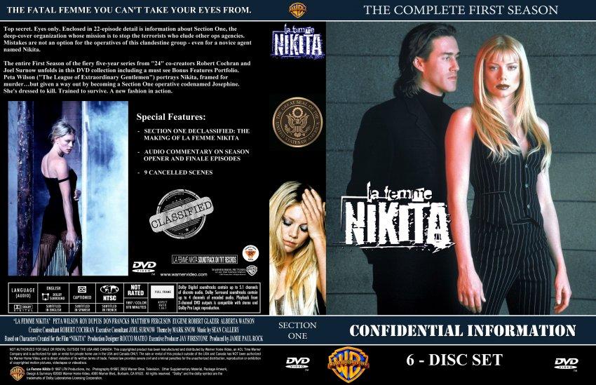La Femme Nikita Season 1