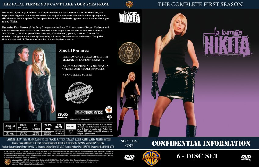 La Femme Nikita Season One