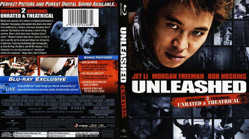 Free jet li movie unleashed