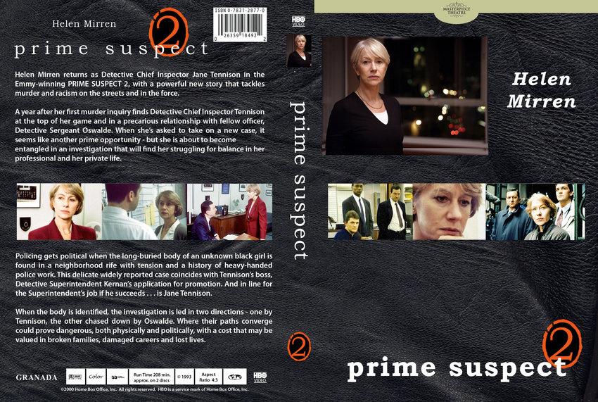 Prime Suspect Series 2