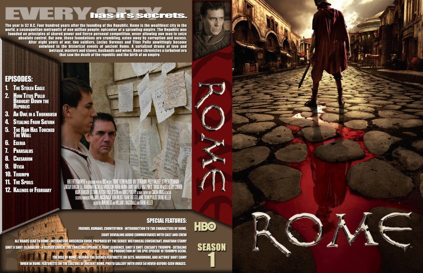 games of rome dvd season - photo#10
