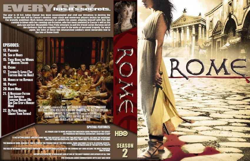 games of rome dvd season - photo#2