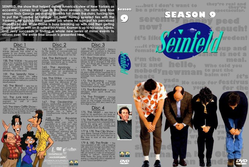 seinfeld season 9 dvd torrent