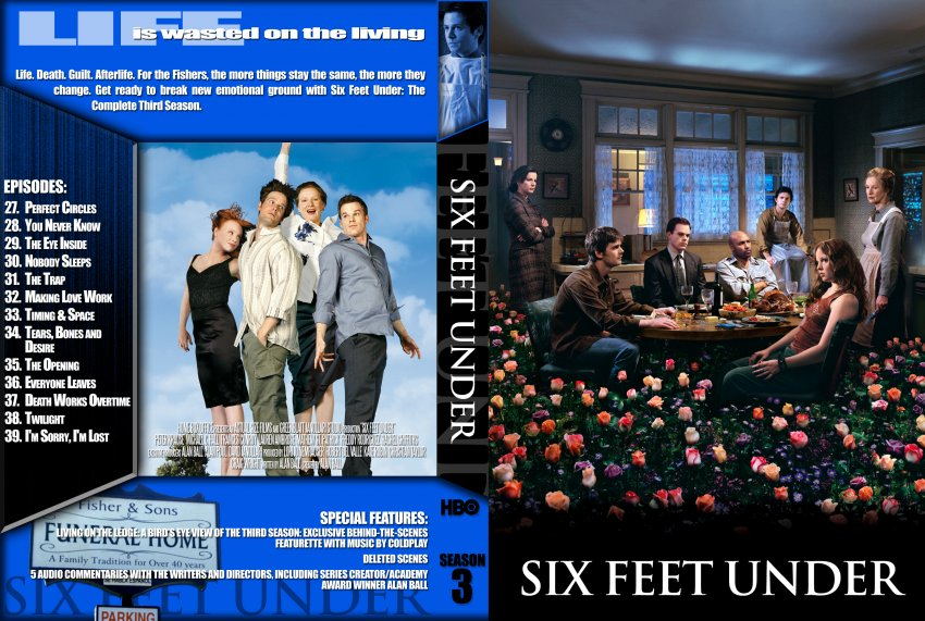 Six Feet Under - Stagione 3 (13/13).avi - DVDRip Mp3 - ITA