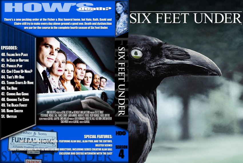 Six Feet Under - Stagione 4 (12/12).avi - DVDRip Mp3 - ITA