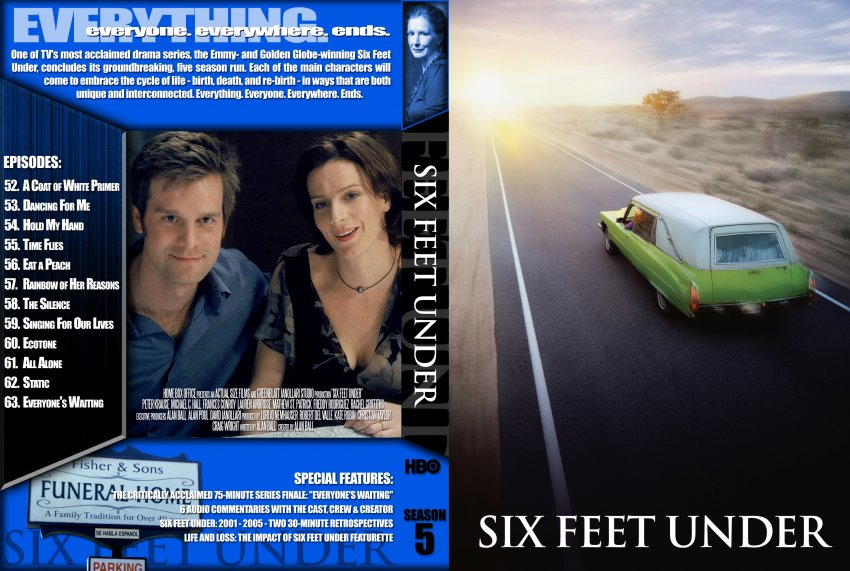 Six Feet Under - Stagione 5 (12/12).avi - DVDRip Mp3 - ITA