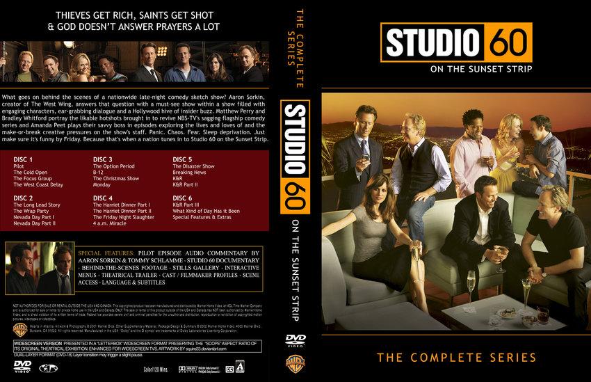 Studio 60 on the Sunset Strip - Wikipedia
