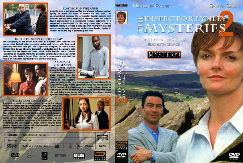 The Inspector Lynley Mysteries Series 2