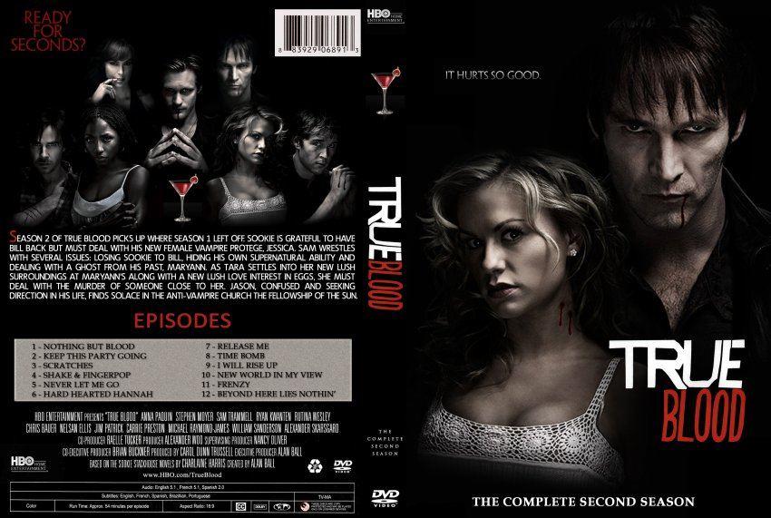 how to watch true blood season 2 online for free