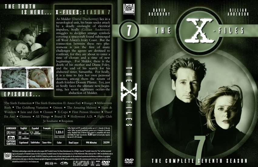 List of The X-Files episodes - Wikipedia