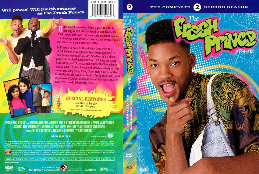 the fresh prince of bel air essay