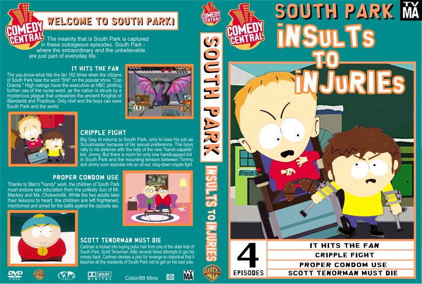 South park start date