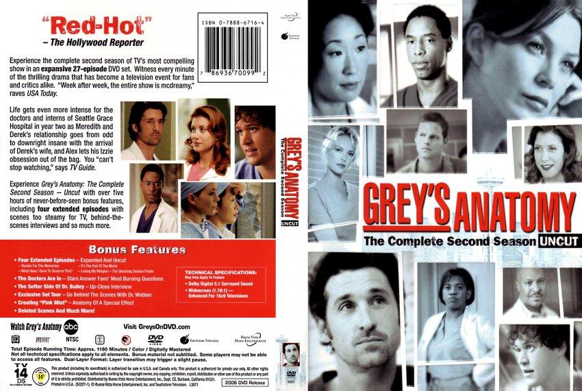 Greys Anatomy 2 Gallery - human body anatomy