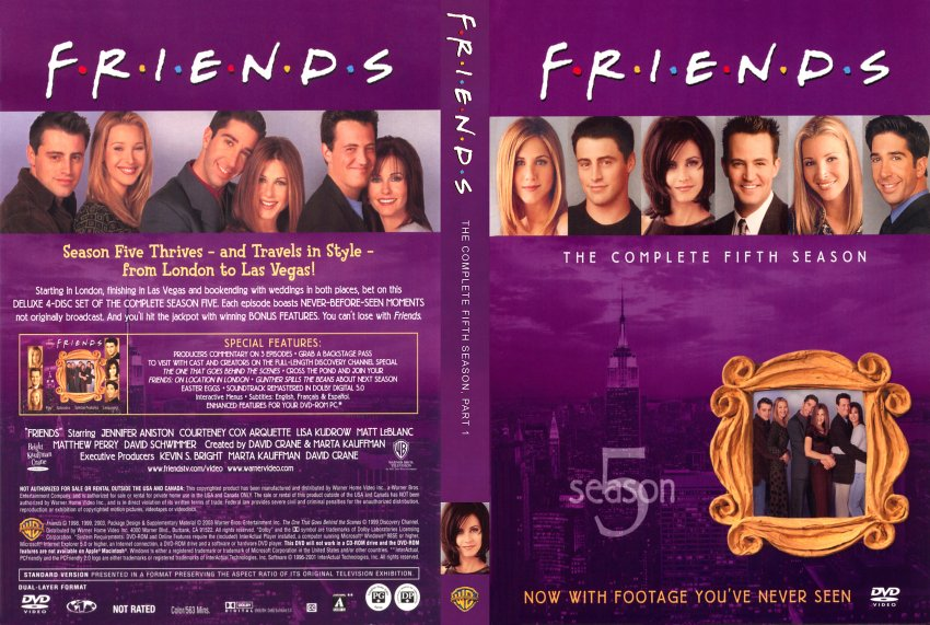 friends season 5: