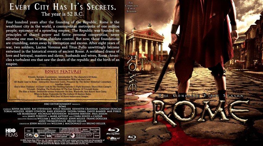 games of rome dvd season - photo#41