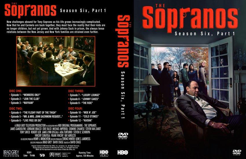 Sopranos season 6 dvdrip / Wong fu everything before us cast