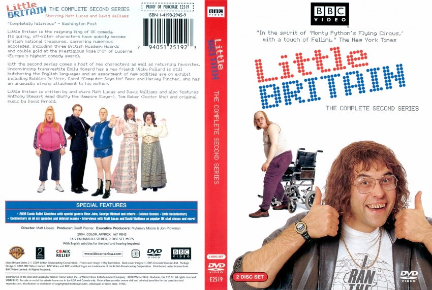 download little britain