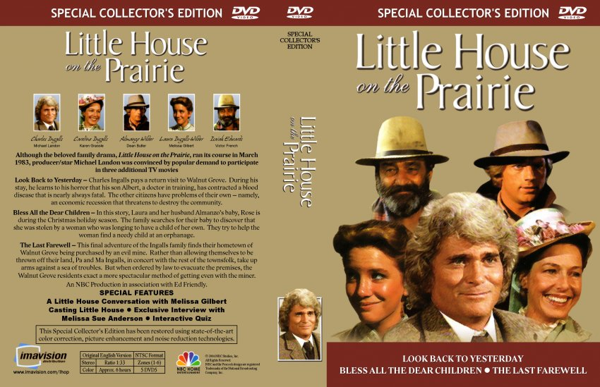 Little house the movies 3370