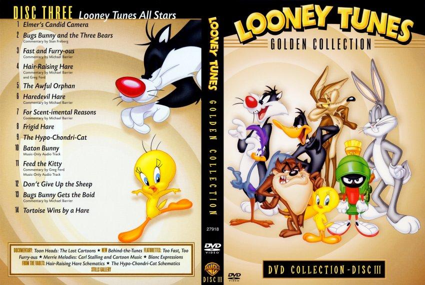Looney Tunes Golden Collection - Volume 3