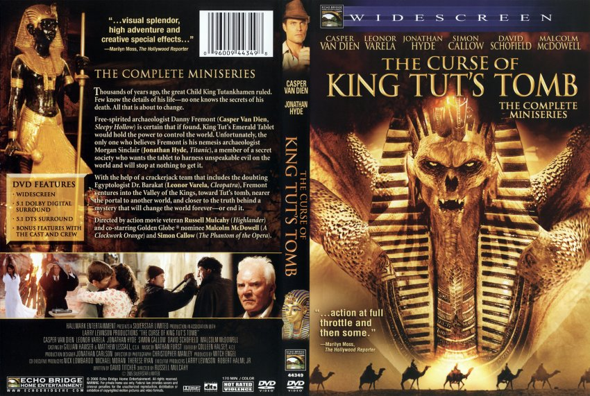 The Curse Of King Tut's Tomb (2006) (TV) TV