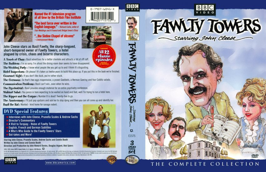 Faulty Towers - Custom