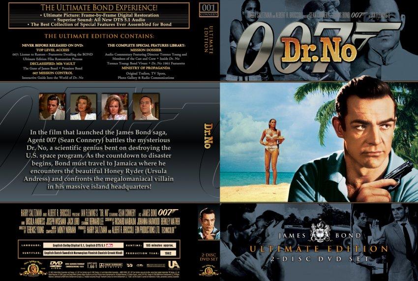 dr no 007  movie