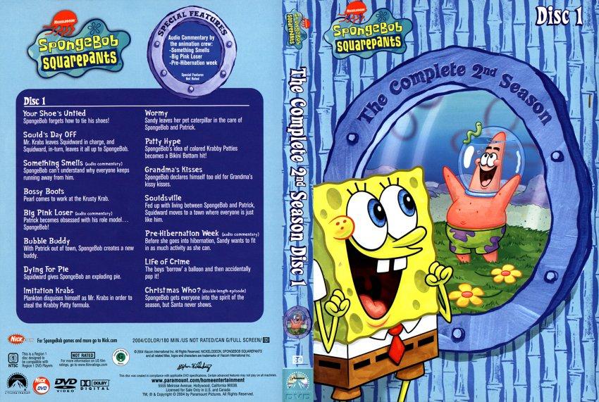 SpongeBob Squarepants:...