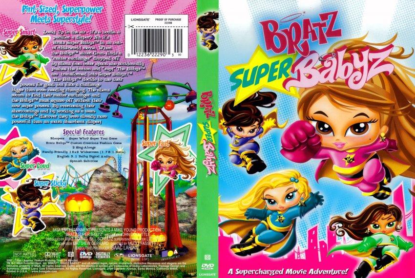 скачать игру Bratz Super Babyz - фото 11