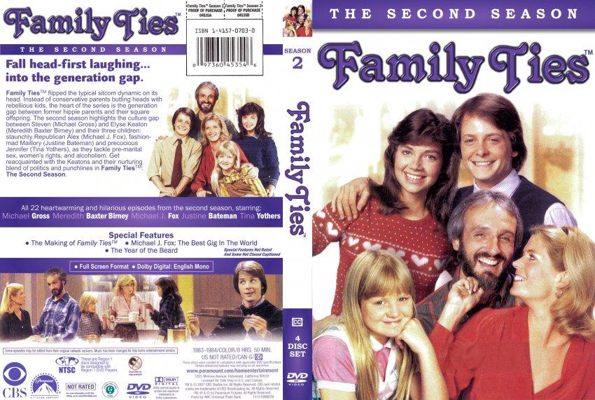 family ties season 2