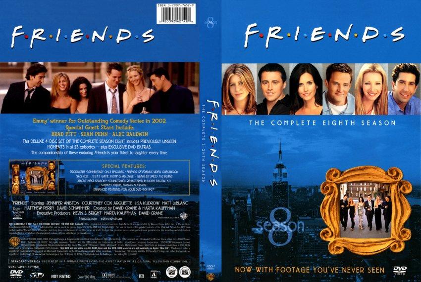 Friends season 7 and 8 dvd - Survivor series wwe tournament