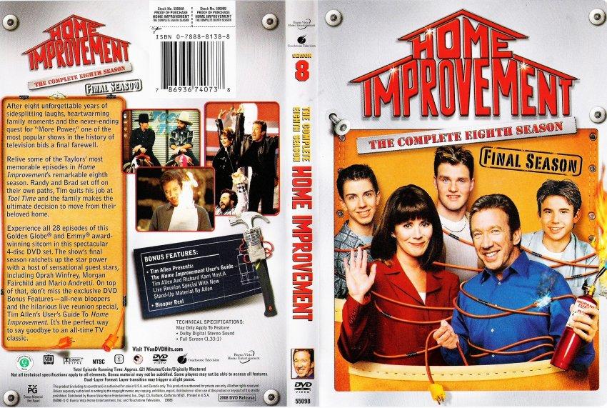 Home Improvement - Season 8 - Box