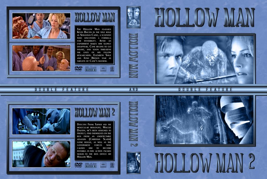 Hollow Man 3 Hollow Man Double Feature