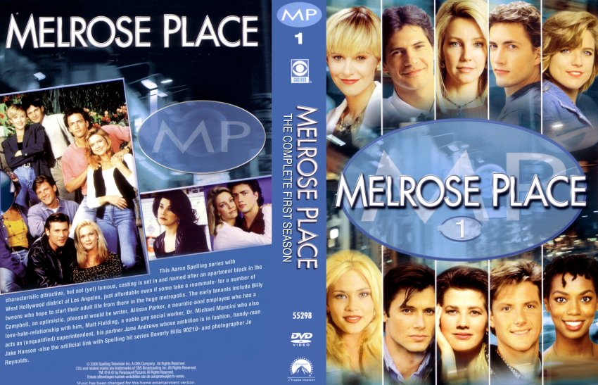 Melrose Place Season 3 Melrose Place Season One