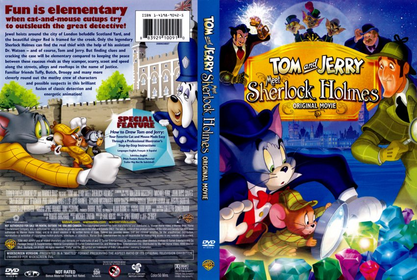 tom and jerry meet sherlock holmes download torrent