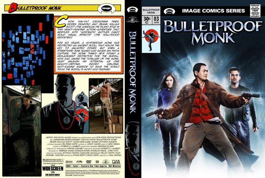 Bullet proof monk movie