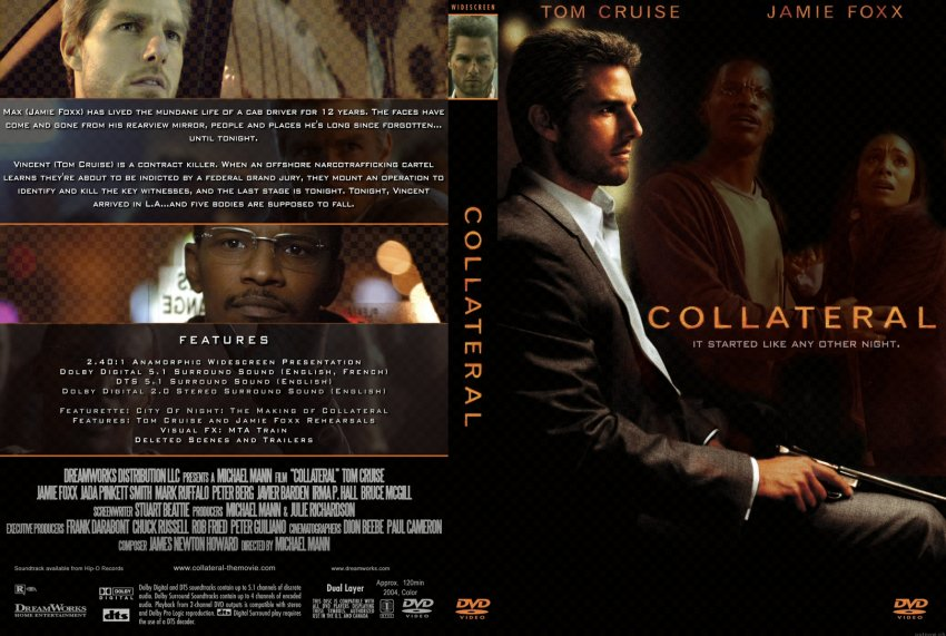 Collatoral the movie