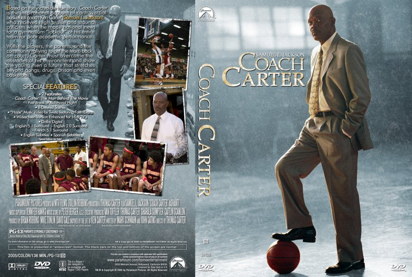 Coach Carter Essay