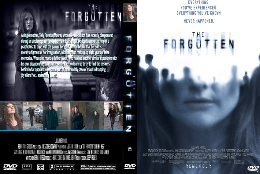 The forgotten the movie