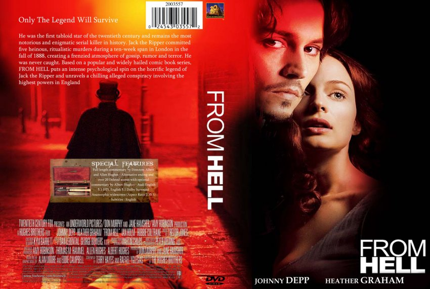 From Hell cstm - Movie...