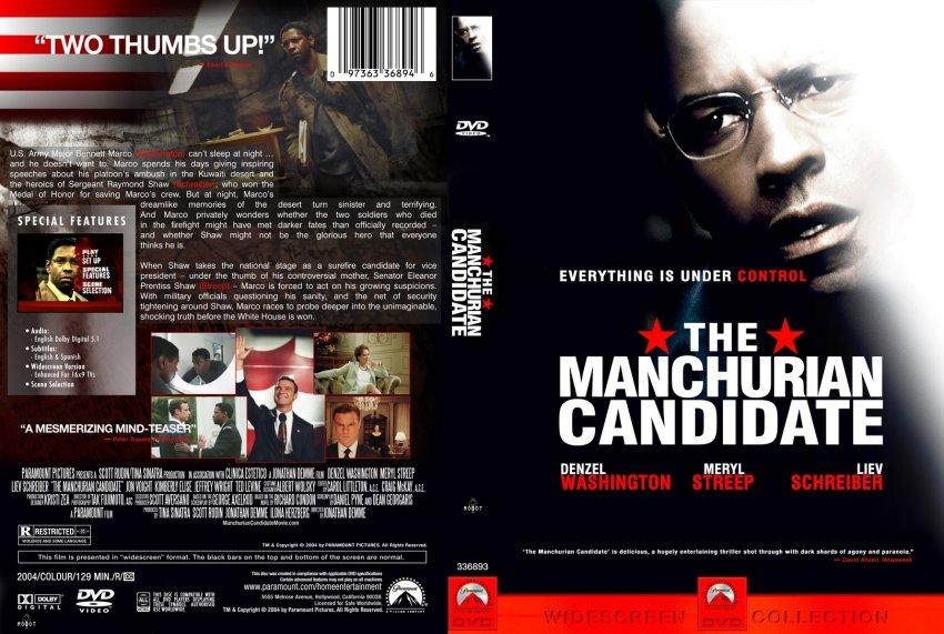 Movie manchurian candidate 2004