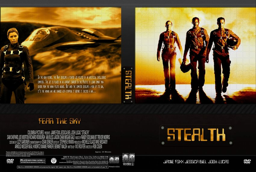 Image Gallery stealth dvd