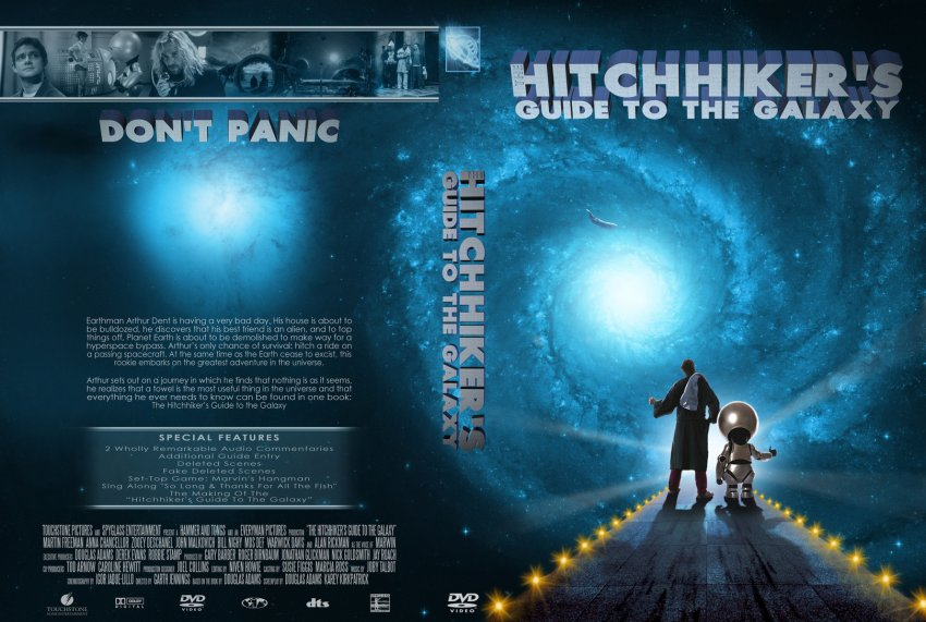 free hitchhikers guide to the galaxy movie