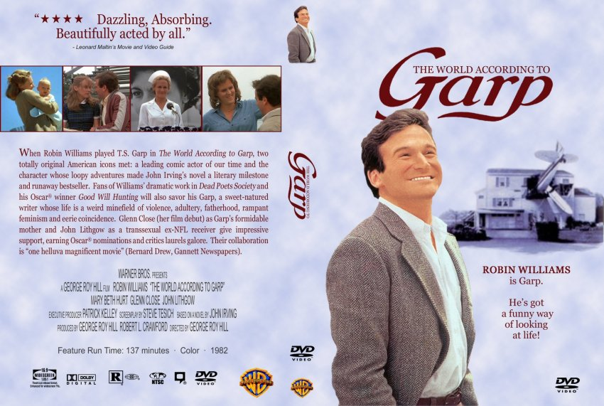 an analysis of the movie the world according to garp