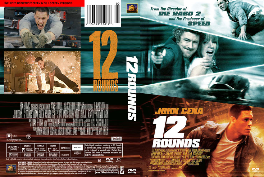 12 Rounds Front