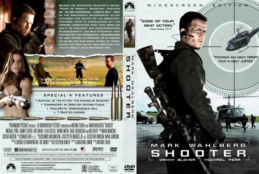 COVERS.BOX.SK ::: Shooter (2007) - high quality DVD / Blueray / Movie