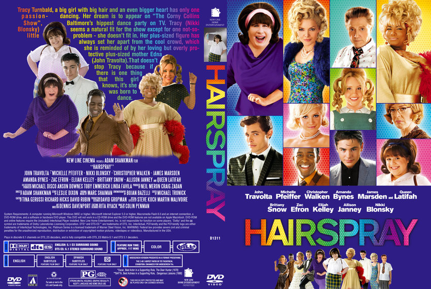 About hairspray movie