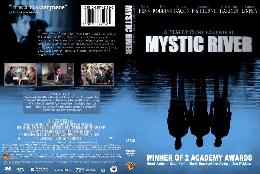 Mystic River - Movie DVD Custom Covers - 142Mystic River ...