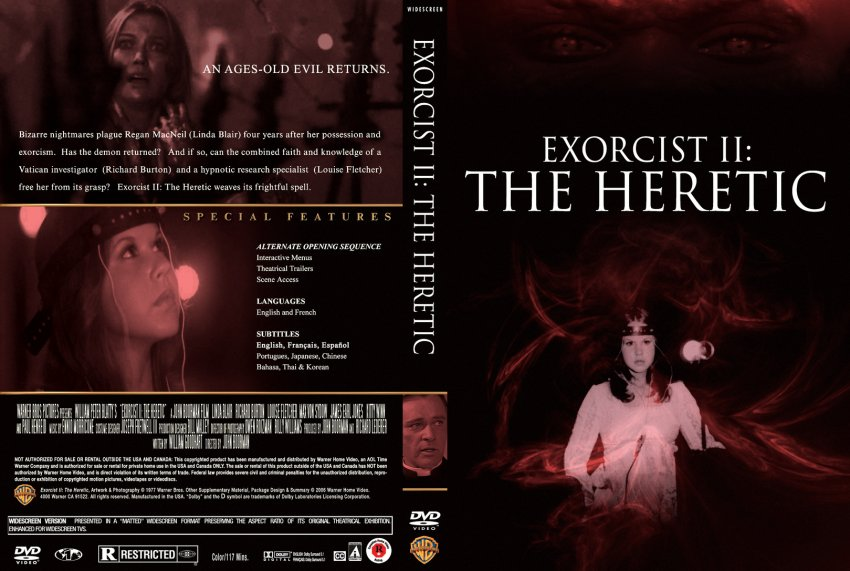 The Exorcist 2 Game Download